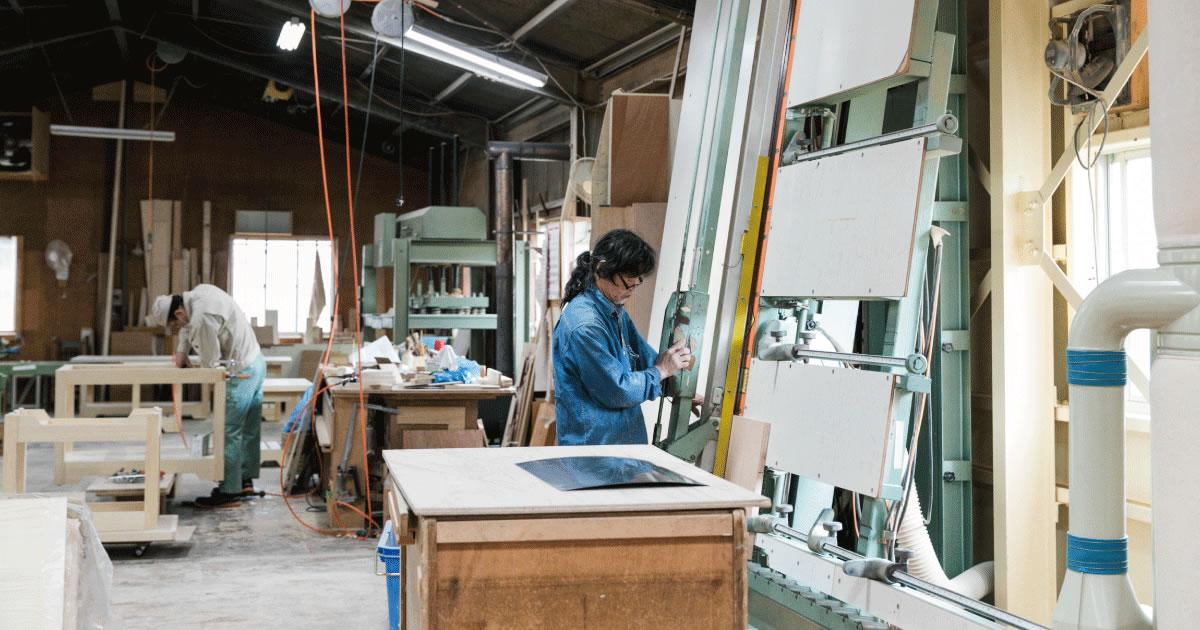 オーダー家具・什器の箭木木工所
