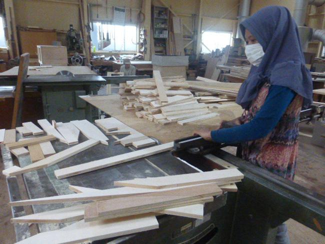 家具製作 体験