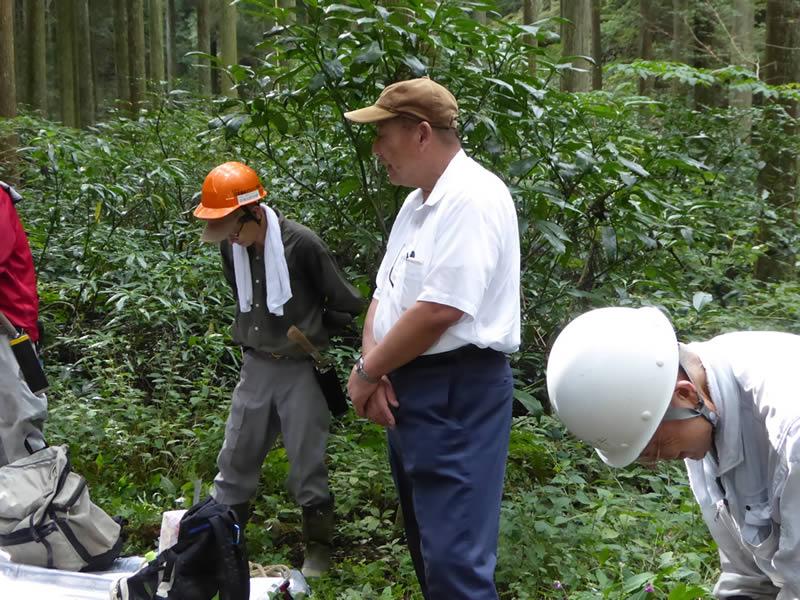 林業について 造作工事