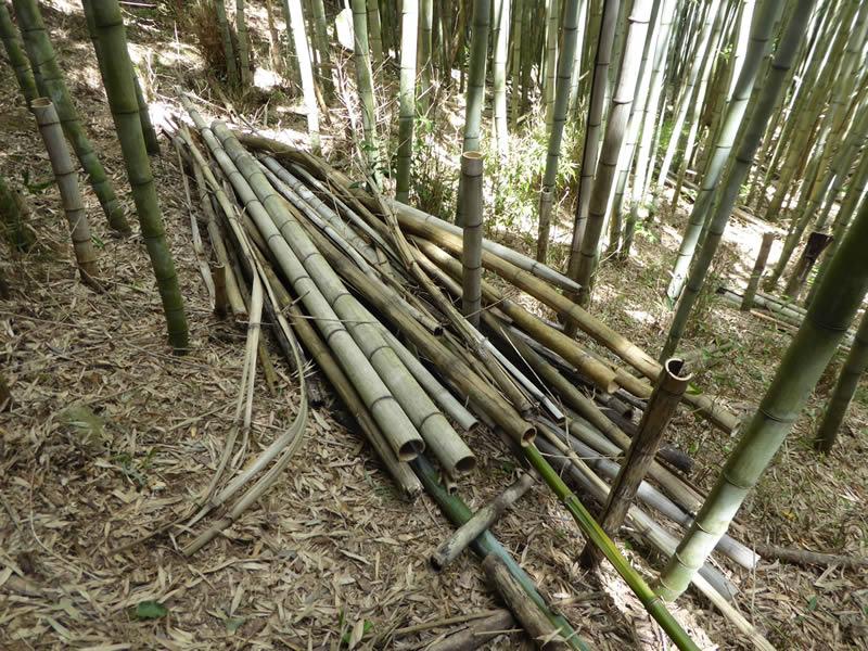 竹材 別注対応