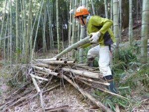 森林整備 家具職人