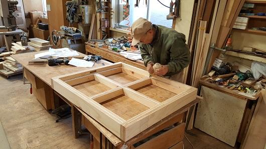 オーダー家具 箭木木工所について