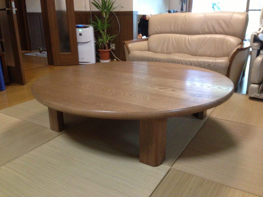 タモ テーブル