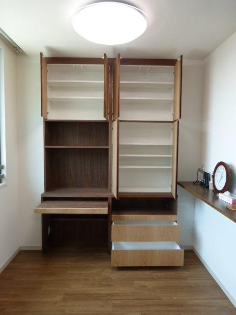 家具設置完了 大阪