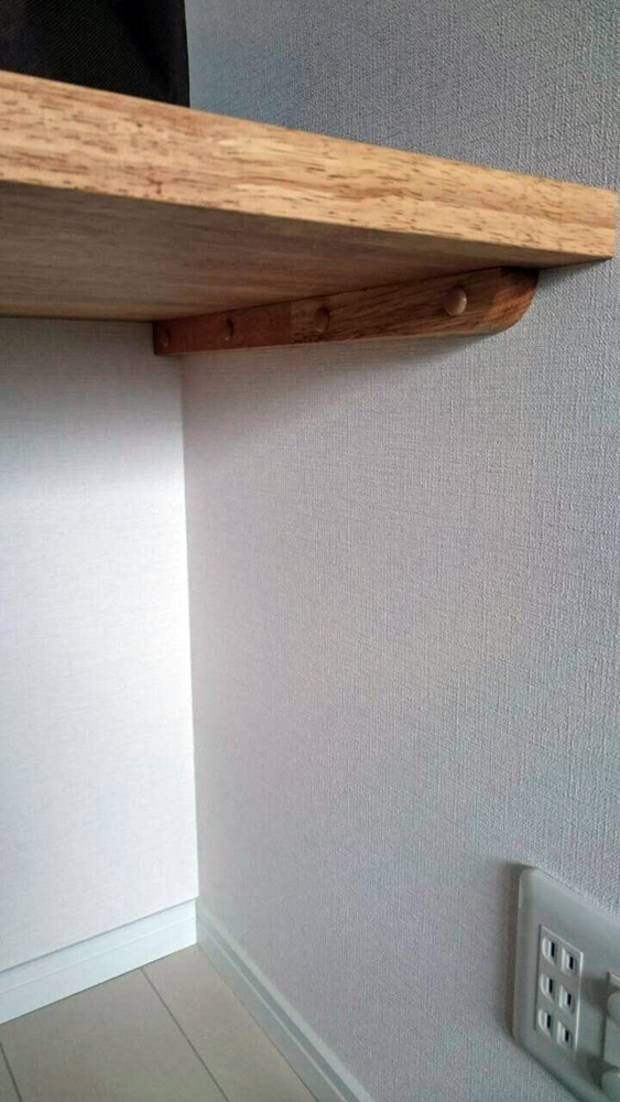 天板 受桟