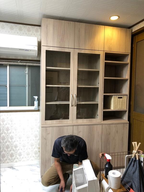現場設置 家具 設計