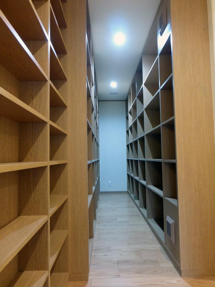本棚 収納