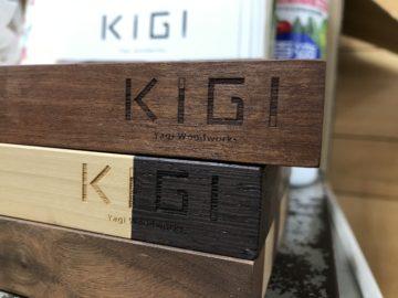 KIGI レーザー加工
